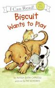 Biscuit Wants to Play 0 9780060280697 0060280697
