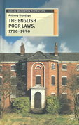 The English Poor Laws, 1700-1930 0 9780333682708 033368270X