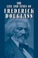 The Life and Times of Frederick Douglass 1st Edition 9780486431703 0486431703