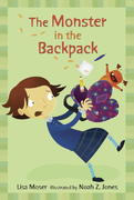 The Monster in the Backpack 0 9780763623906 0763623903