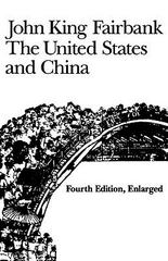 The United States and China 5th edition 9780674924383 067492438X