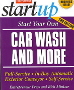 Start Your Own Car Wash and More 2nd edition 9781599181011 1599181010