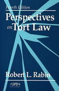 Perspectives on Tort Law 4th edition 9780735518551 0735518556