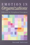 Emotion in Organizations 2nd edition 9780761966241 0761966242