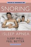 Snoring and Sleep Apnea 4th edition 9781932603262 1932603263