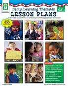 Early Learning Thematic Lesson Plans 0 9781933052076 1933052074