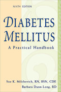 Diabetes Mellitus 9th edition 9781933503073 1933503076