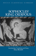 King Oidipous 1st Edition 9781585100606 1585100609