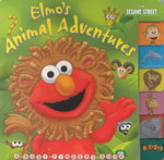 Elmo's Animal Adventures (Sesame Street) 0 9780375803314 0375803319