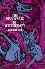 The Discoverie of Witchcraft 1st Edition 9780486260303 0486260305