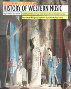 History of Western Music 5th Edition 9780064671071 0064671070