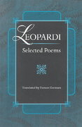 Leopardi: Selected Poems 1st Edition 9780691016443 0691016445