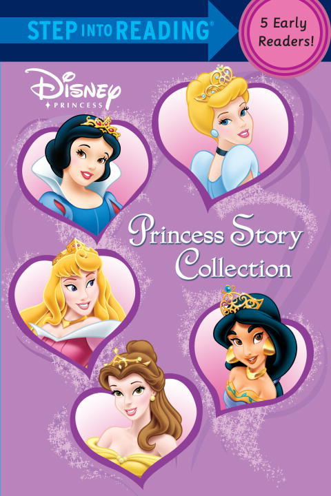 Princess Story Collection (Disney Princess) 0 9780736424868 0736424865