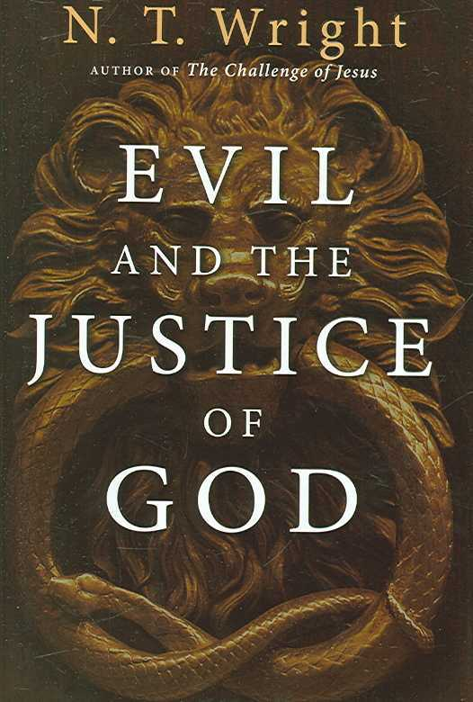 Evil and the Justice of God 0 9780830833986 0830833986