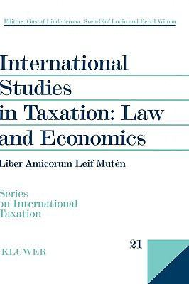 International Studies in Taxation 1st edition 9789041196927 9041196927