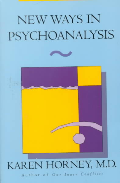 New Ways in Psychoanalysis 1st Edition 9780393312300 0393312305