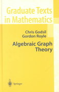 Algebraic Graph Theory 1st edition 9780387952413 0387952411