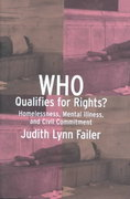 Who Qualifies for Rights? 1st Edition 9780801439995 080143999X