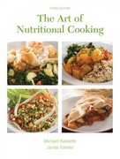 The Art of Nutritional Cooking 3rd edition 9780130457011 0130457019