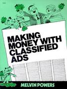 Making Money with Classified Ads 0 9780879804350 0879804351