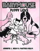 Babymouse #8: Puppy Love 0 9780375939907 0375939903