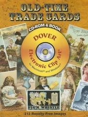Old-Time Trade Cards 0 9780486998367 0486998363