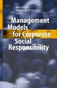 Management Models for Corporate Social Responsibility 0 9783540332466 3540332464