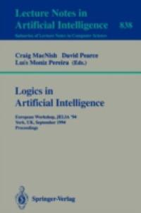 Logics in Artificial Intelligence 0 9783540583325 3540583327