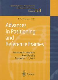 Advances in Positioning and Reference Frames 0 9783540646044 3540646043