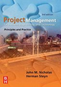 Project Management for Business, Engineering, and Technology 3rd edition 9780750683999 0750683996