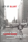 Let it Blurt 1st Edition 9780767905091 0767905091