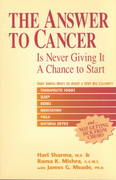 The Answer to Cancer 1st edition 9781590790182 1590790189