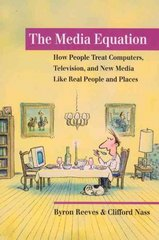 The Media Equation 1st Edition 9781575860534 1575860538