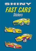 Shiny Fast Cars Stickers 0 9780486435350 0486435350