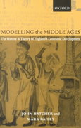 Modelling the Middle Ages 0 9780199244126 019924412X