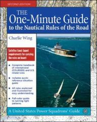 The One-Minute Guide to the Nautical Rules of the Road 2nd edition 9780071479233 0071479236