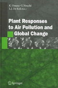 Plant Responses to Air Pollution and Global Change 1st edition 9784431310136 4431310134