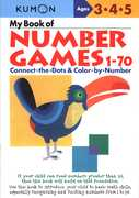 My Book of Number Games 1-70 0 9784774307596 4774307599