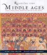 Reading the Middle Ages 1st Edition 9781551116969 1551116960