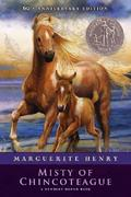 Misty of Chincoteague 60th Edition 9781416927839 1416927832
