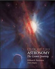 Astronomy 6th edition 9780534396473 053439647X
