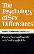 The Psychology of Sex Differences 1st edition 9780804709750 0804709750