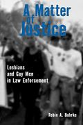 A Matter of Justice 1st Edition 9780415914697 0415914698