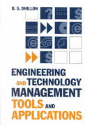 Engineering and Technology Management Tools and Applications 0 9781580532655 1580532659