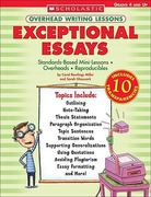 Exceptional Essays 0 9780439222587 0439222583