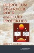 Petroleum Reservoir Rock and Fluid Properties 1st edition 9780849330438 0849330432