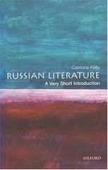 Russian Literature: A Very Short Introduction 0 9780192801449 0192801449