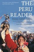The Peru Reader 2nd Edition 9780822336495 0822336499