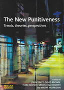 The New Punitiveness 0 9781843926436 1843926431
