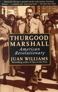 Thurgood Marshall 1st Edition 9780812932997 0812932994